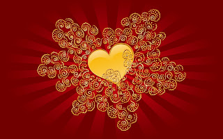Love In Heart Wallpeper