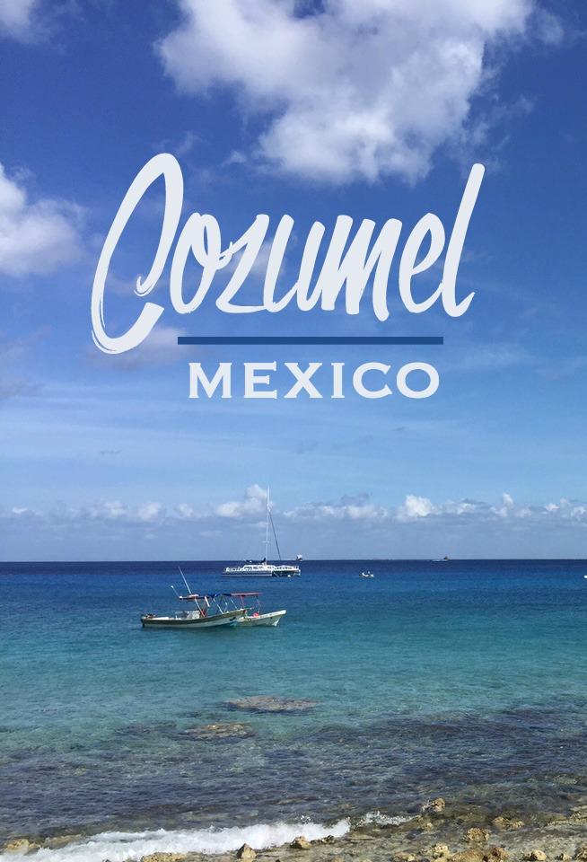 Cozumel Mexico Paradise Shopping And Some Crazy Good