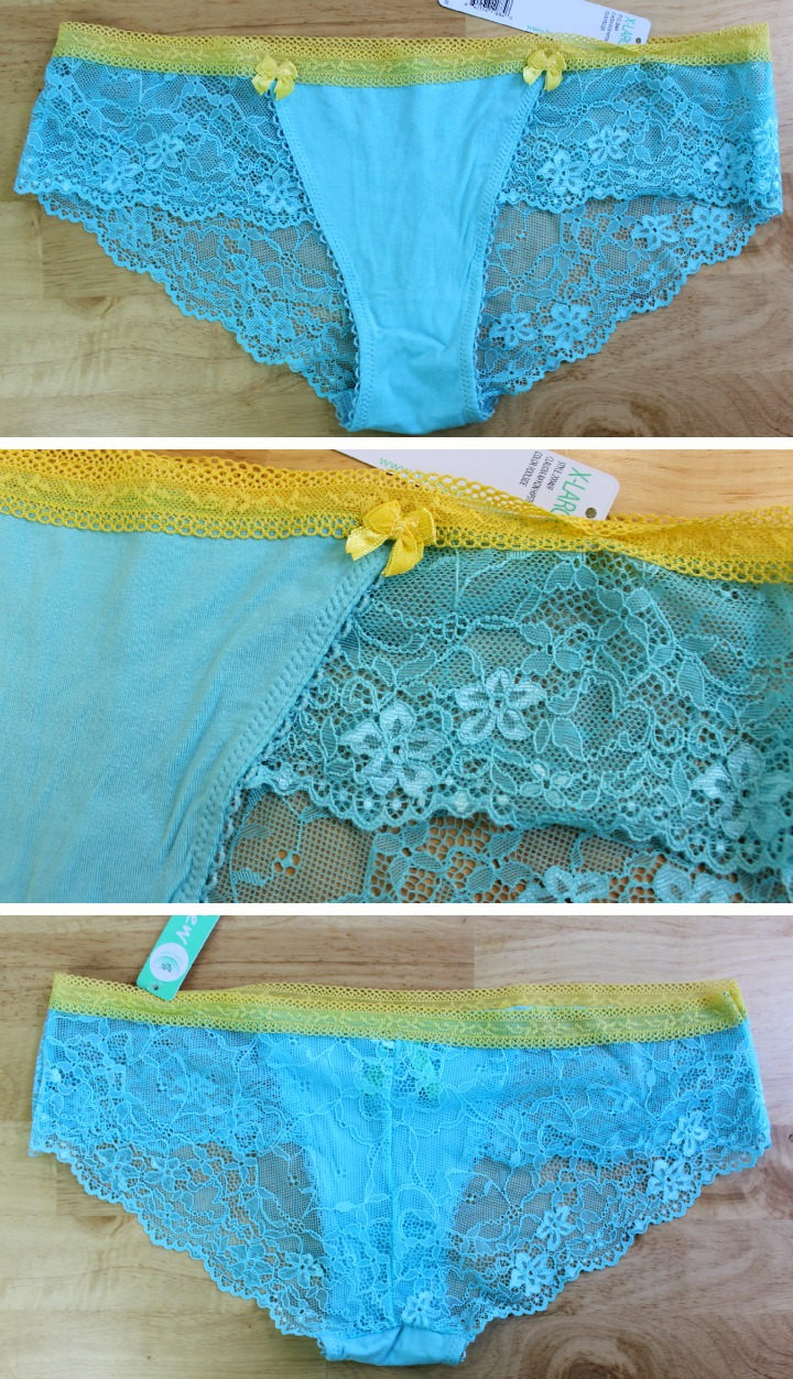 """Honeydew Intimates """"Claudia"""" Rayon Hipster in Poolside"""
