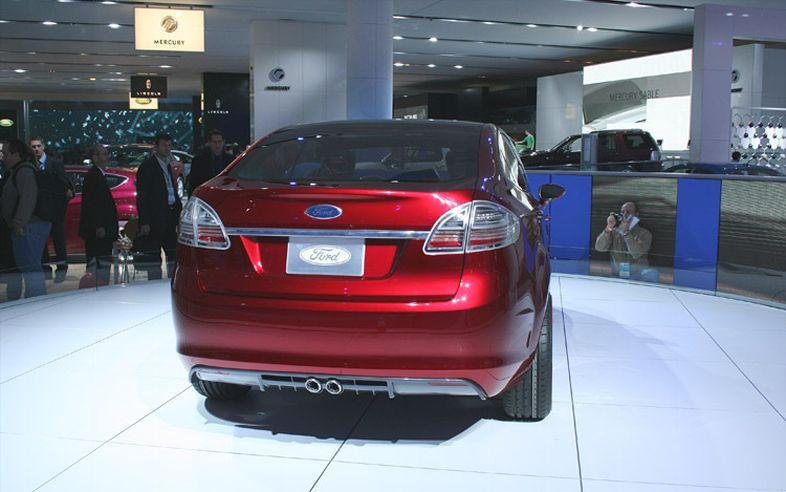 Auto Trends 2011 Ford Verve Sedan