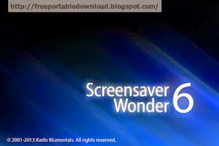 create screensavers from all popular, popular video