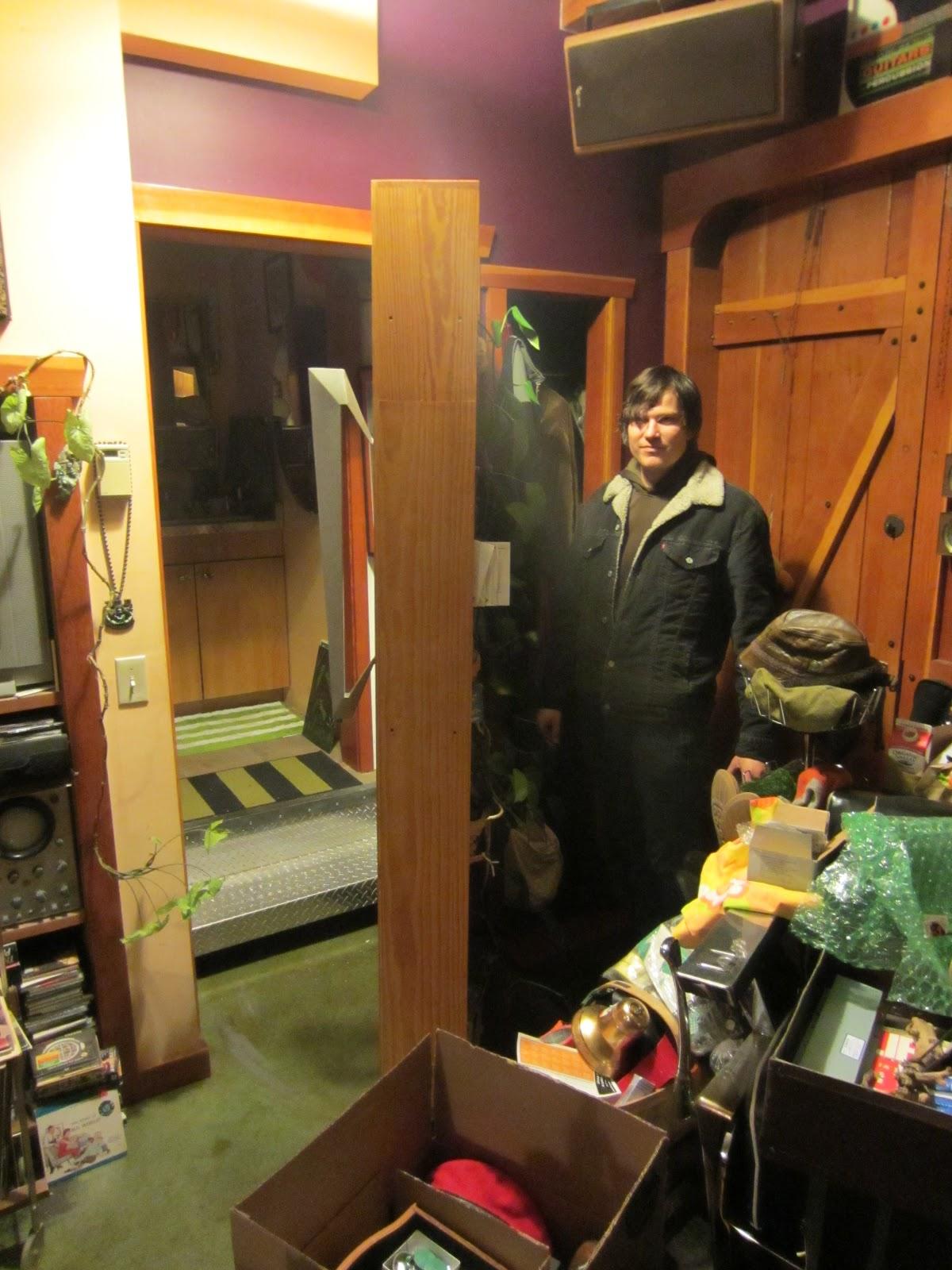 Bookcase Hidden Door Hinges