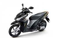 2012 New Honda Vario Techno 125 PGM-Fi Price and Specs