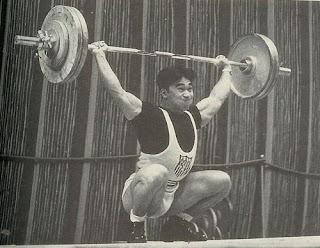 tommy kono, weightlifting, olympics, olympic movie
