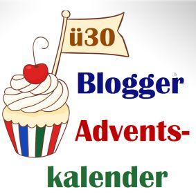 Adventskalender 2016 der ü30 Blogger