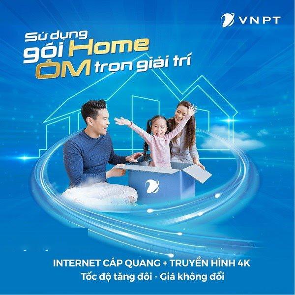 Combo Internet VNPT + Truyền hình VNPT