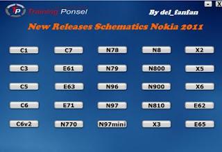 Nokia New Schematic 2011