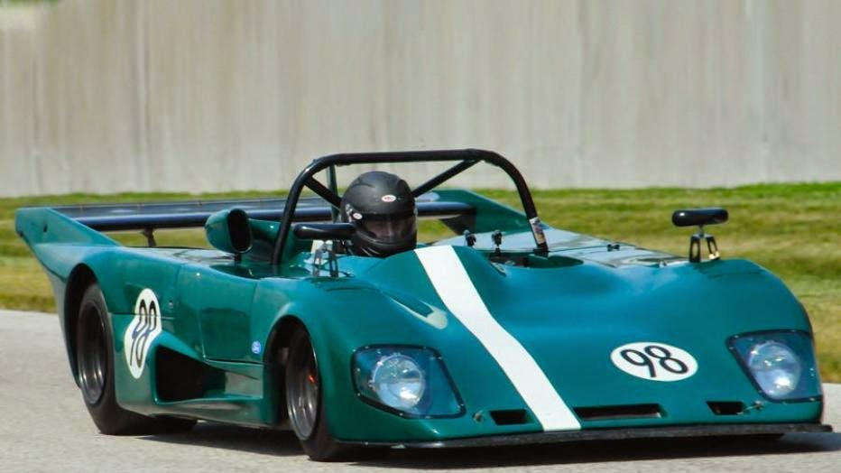 2014 Le Mans Classic includes a name you might recognize