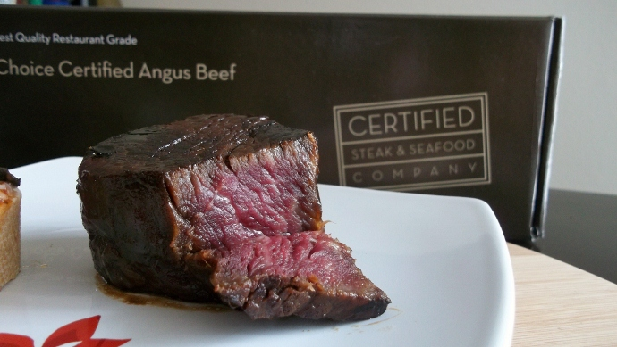 certified steak