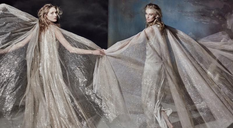 Nastya Sten, Odette Pavlova, Anka Kuryndina And Sanne Vloet By Mariano Vivanco For Vogue Russia May 2016