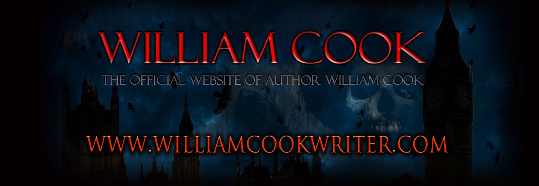 William Cook - Writer