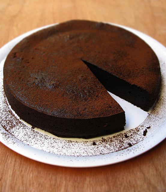 gâteau facile dessert rapide gateau au chocolat