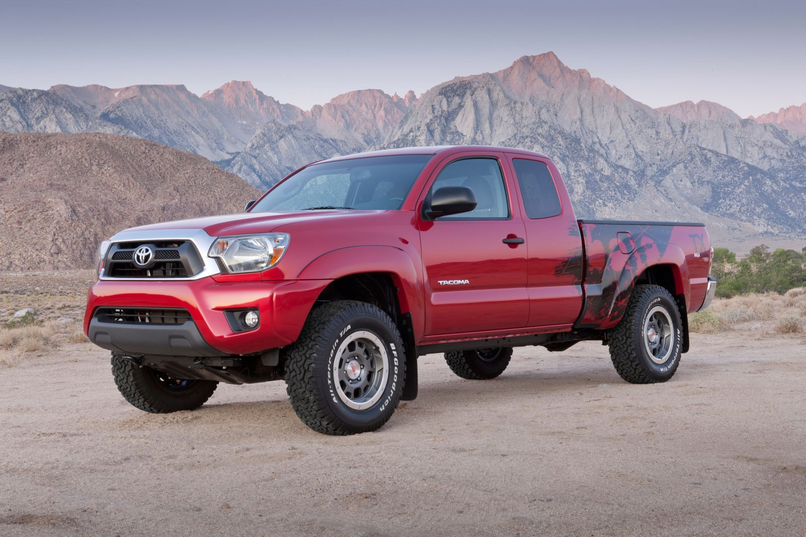 daily cars prices for 2012 toyota tacoma baja series. Black Bedroom Furniture Sets. Home Design Ideas