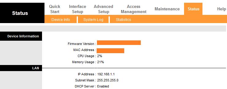 Cara Setting Modem ZTE ZXV10 W300S