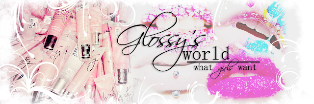 Glossys World - what girls want!