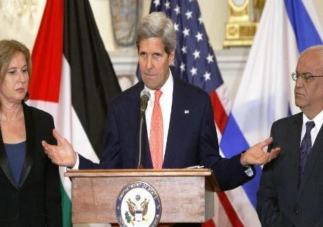 Negociação - Palestina, Israel e Estados Unidos