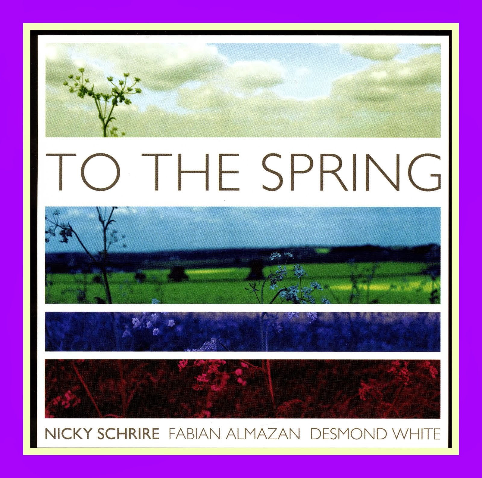 Nicky Schrire - To The Spring