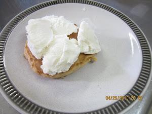Adolphus's dessert pancake