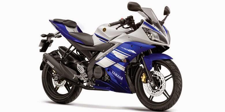 Foto Yamaha R15 Biru Harga Indonesia 2014 Terbaru