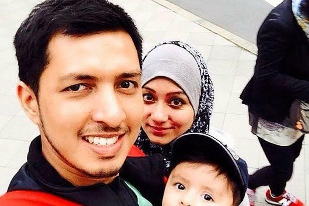 Sayu : Kisah Cinta Sejati Pembantu Juruterbang MH17 Ahmad Hakimi