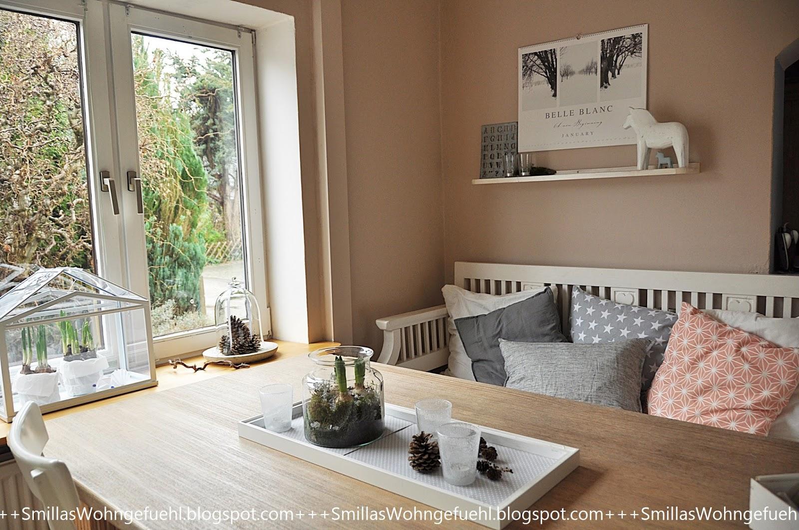 draussen herrscht winter und drinnen auch smillas wohngef hl. Black Bedroom Furniture Sets. Home Design Ideas