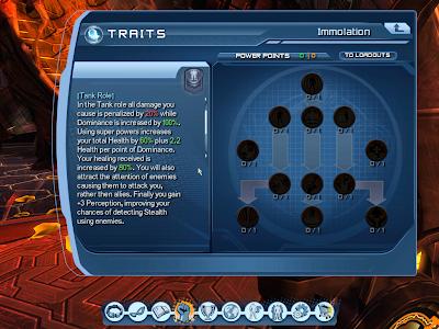 DC Universe Online - Fire Tank Role Bonus