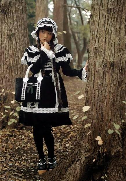 Lolita a catalunya: gothic lolita: concepto, inspiraciones ...