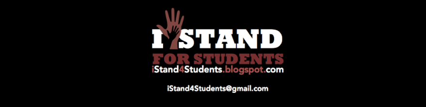 I Stand For Students