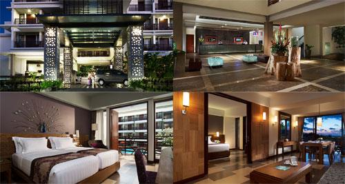 Sun Island Hotel Kuta Bali
