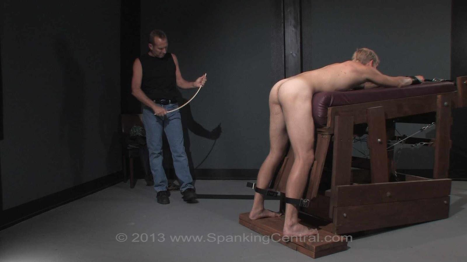 Gay spank cane