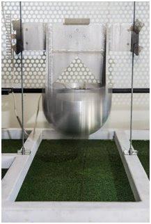 Máquina de ensayos de losetas BERLA