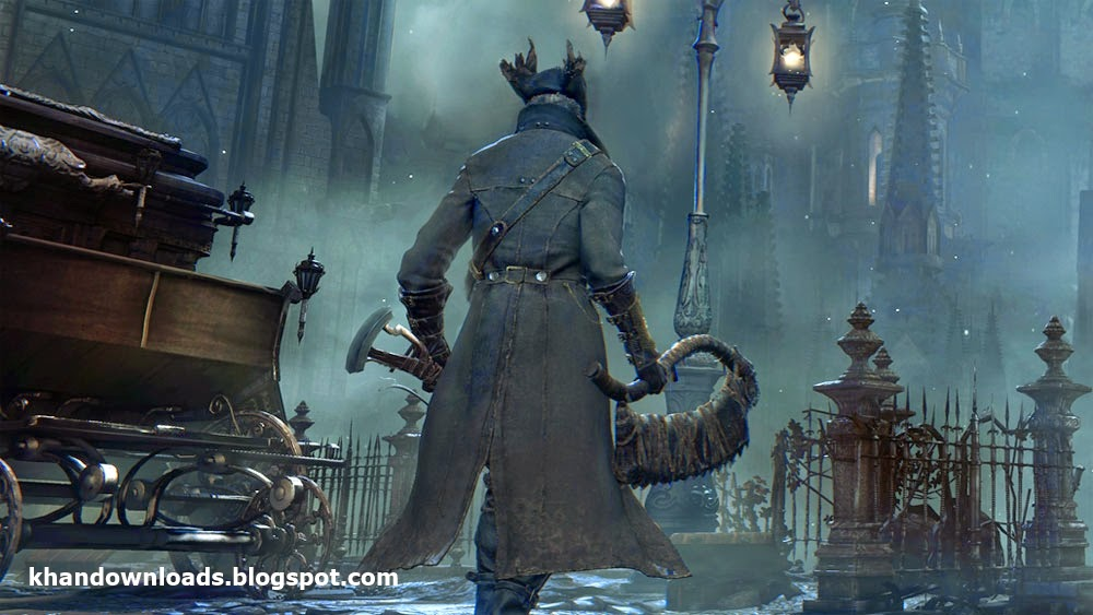 Bloodborne PC Game Free Download