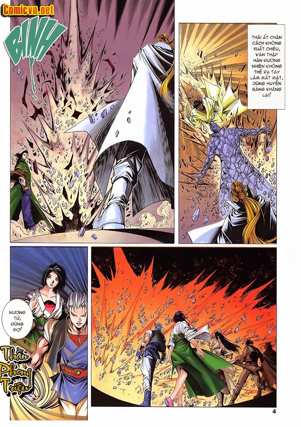Lục Đạo Thiên Thư chap 15 - Trang 4
