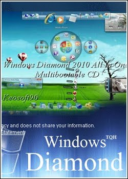1 Download   Windows XP Diamond Ultimate x86