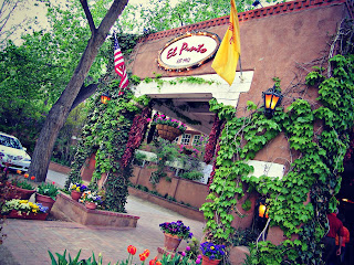 El Pinto Restaurant in the North Valley of Albuquerque, New Mexico