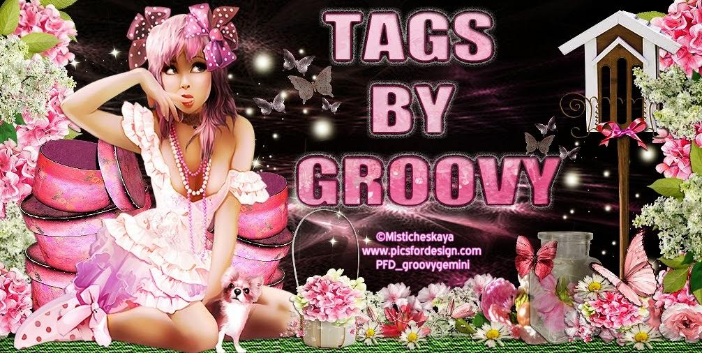 Groovy Gemini's Tags