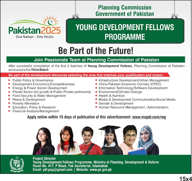 Young-Development-Fellows-Planning-Commission