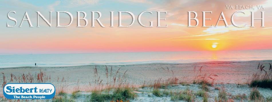 Sandbridge Beach - Virginia Beach, VA