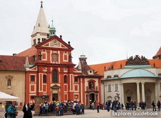 St George's Basilica Convent Prague Castle