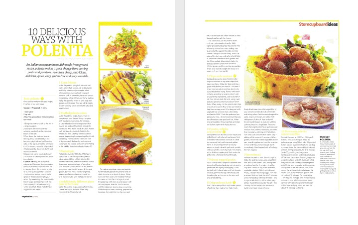 The gallery for food magazine articles for Articles cuisine
