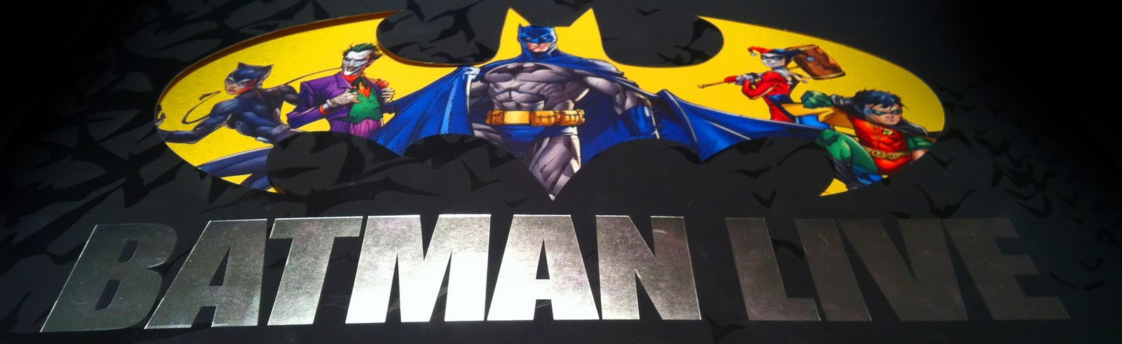 Batman Live = Awesomeness
