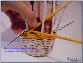 пошаговая инструкция плетения верёвочкой