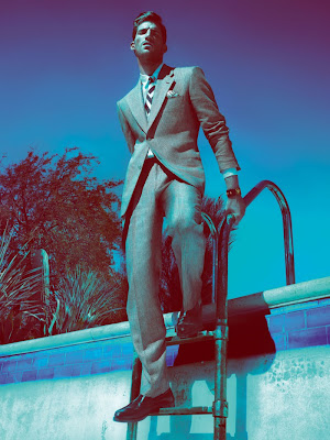 Ryan Barrett by Mert & Marcus for Versace Man Spring 2012-6