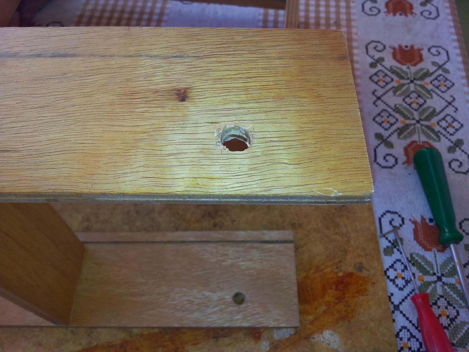 de madeira (que sobrou do projeto do cabide de chão) que faria as #5F4532 1600x1200