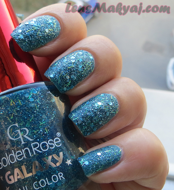 Golden Rose Galaxy 11