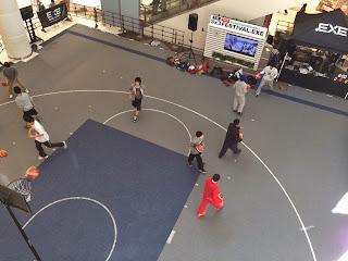 adidas presents 3×3 FESTIVAL.EXE イオンレイクタウンkaze
