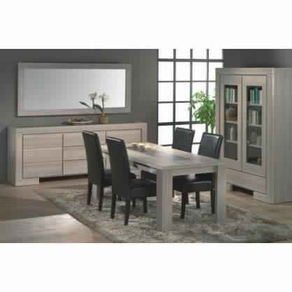 table de salle a manger conforama table a manger. Black Bedroom Furniture Sets. Home Design Ideas