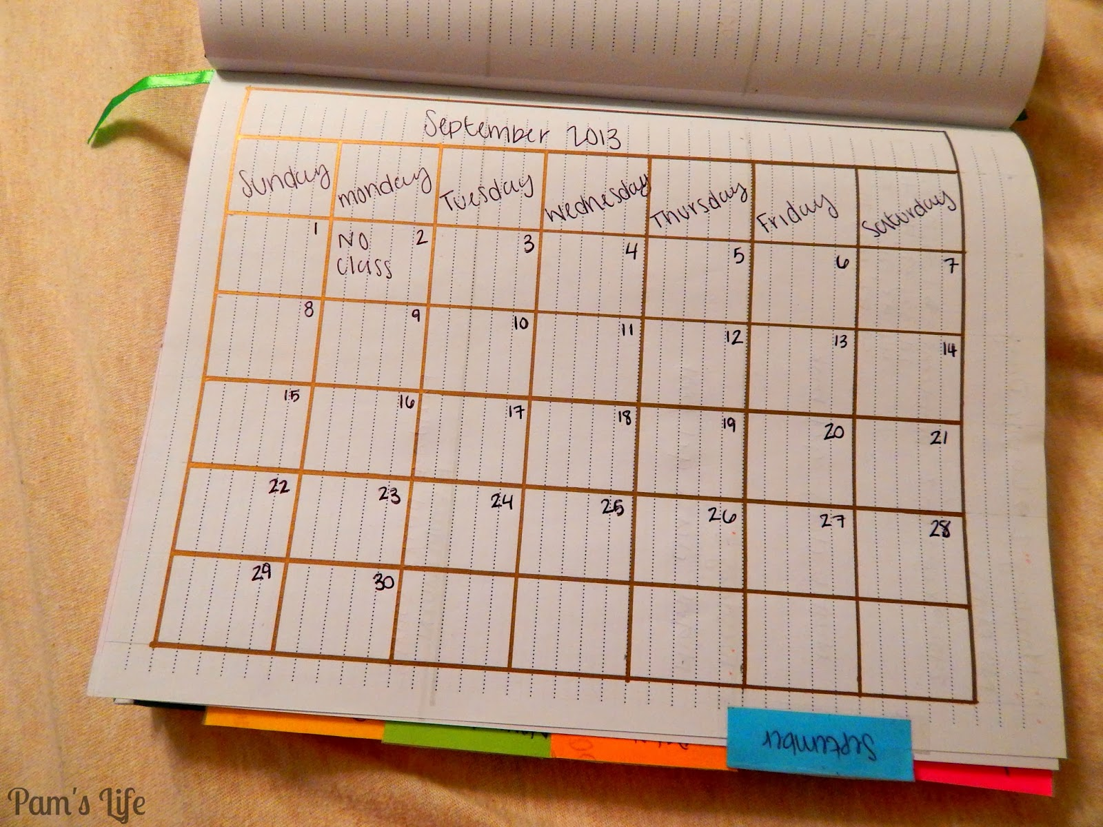 Diy Calendar Planner : Life calendar planner diy pictures to pin on pinterest