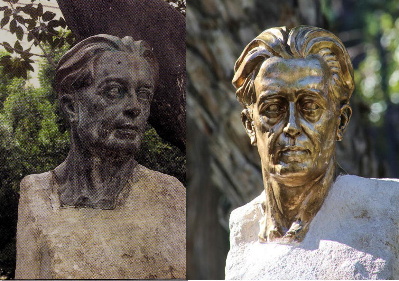 El bodrio del busto de Gabriel Miró