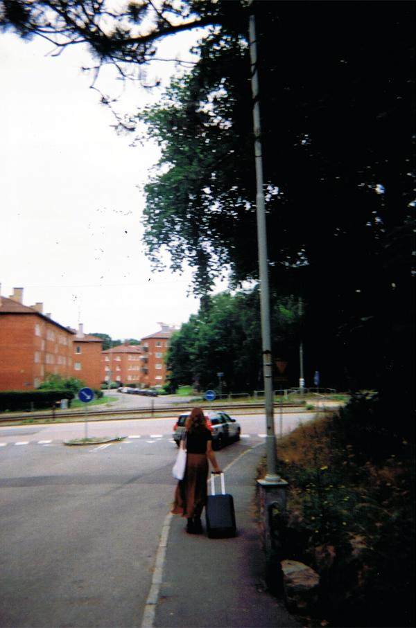 aliciasivert, alicia sivertsson, gothenburg, göteborg, bruce springsteen concert, analog, engångskamera, hemfärd, väska